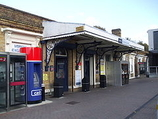 Wikipedia - Beckenham Junction railway station