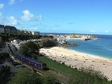 Wikipedia - St Ives (Cornwall) railway station
