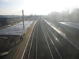 Wikipedia - Bedford railway station
