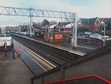 Wikipedia - Sandbach railway station