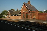 Wikipedia - Sankey for Penketh railway station