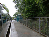 Wikipedia - Sarn railway station