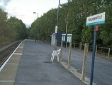 Wikipedia - Saundersfoot railway station