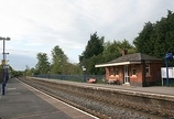 Wikipedia - Saunderton railway station