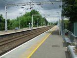 Wikipedia - Sawbridgeworth railway station