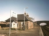 Wikipedia - Scotscalder railway station