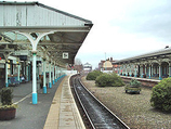 Wikipedia - Selby railway station