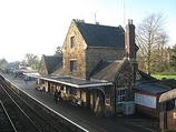 Wikipedia - Sherborne railway station