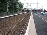 Wikipedia - Shettleston railway station