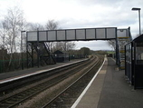 Wikipedia - Shifnal railway station