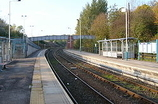 Wikipedia - Shildon railway station