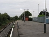 Wikipedia - Shirehampton railway station