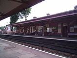 Wikipedia - Shirley railway station