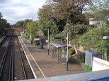 Wikipedia - Sholing railway station