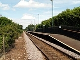 Wikipedia - Silkstone Common railway station