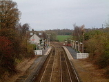 Wikipedia - Silverdale railway station