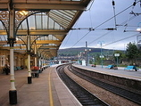 Wikipedia - Skipton railway station