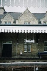 Wikipedia - Sleaford railway station
