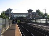 Wikipedia - Smethwick Galton Bridge railway station