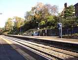 Wikipedia - Belper railway station
