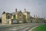 Wikipedia - Spalding railway station