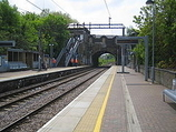 Wikipedia - Stamford Hill railway station