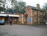 Wikipedia - Stansted Mountfitchet railway station