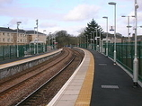 Wikipedia - Stewarton railway station