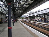 Wikipedia - Stirling railway station
