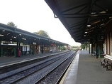 Wikipedia - Stourbridge Junction railway station
