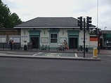 Wikipedia - Streatham Hill railway station