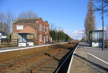 Wikipedia - Swineshead railway station