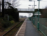 Wikipedia - Talybont railway station