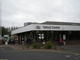 Wikipedia - Telford Central railway station