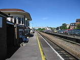 Wikipedia - Templecombe railway station