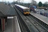 Wikipedia - Thatcham railway station