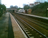 Wikipedia - Thatto Heath railway station