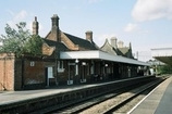 Wikipedia - Thetford railway station
