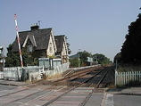 Wikipedia - Thurgarton railway station