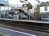 Wikipedia - Tilbury Town railway station