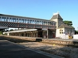 Wikipedia - Torquay railway station
