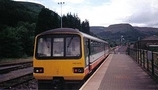 Wikipedia - Treherbert railway station