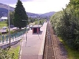 Wikipedia - Treorchy railway station