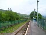 Wikipedia - Troed-y-rhiw railway station