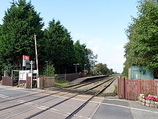 Wikipedia - Bescar Lane railway station