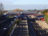 Wikipedia - Twyford railway station