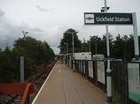 Wikipedia - Uckfield railway station