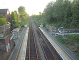 Wikipedia - Upholland railway station