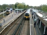 Wikipedia - Virginia Water railway station