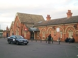 Wikipedia - Wellingborough railway station